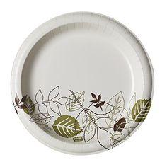 Dixie Ultra Pathways Heavy Weight Paper Plate #deals  sc 1 st  Pinterest & Masterpiece 9u0027u0027 Plastic Dinner Plate White 12 ct   Retirement ...
