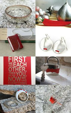 SILVER&RED STYLE LIFE by elenanicole2