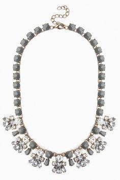 Grey Gardens Necklace