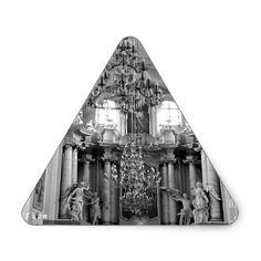 World Auction Top Photographer Euro Art Top Brand Triangle Sticker - craft supplies diy custom design supply special