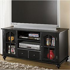 Flat-Screen TV Stand from Seventh Avenue ®