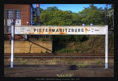 Pietermaritzburg, City of Choice (Part 1 : Pietermaritzburg Station) South African Railways, Durban South Africa, Kwazulu Natal, Community Service, Capital City, Far Away, Live, Wonders Of The World, Childhood Memories