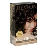 Hair Color - Revlon - Colorsilk in Dark Brown