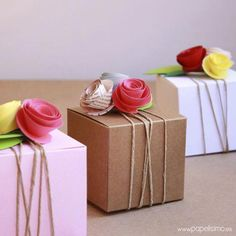 ideas wedding gifts wrapping ideas twine for 2019 Wedding Gift Wrapping, Wedding Gift Boxes, Creative Gift Wrapping, Present Wrapping, Gift Wrapping Paper, Christmas Gift Wrapping, Creative Gifts, Wedding Gifts, Wrapping Papers
