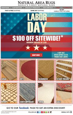 LABOR DAY SALE! SITE