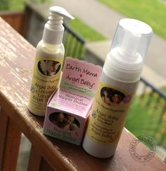 Earth Mama Angel Baby Products {Review}