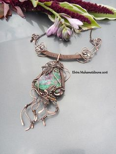 Новости Wire Wrapped Jewelry, Wire Jewelry, Jewelery, Wire Pendant, Pendant Jewelry, Pendant Necklace, Wire Weaving, Wire Work, Wrapping