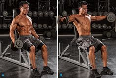 4 Dynamite Dumbbell Workouts For Strength And Size. Chest Workouts. Bodybuilding.com
