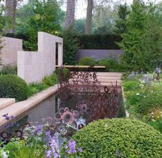 MG Garden by Andy Sturgeon @ Chelsea Flower Show 2012