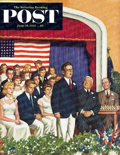 High School Commencement Address by Amos Sewell, June 14, 1952, The Saturday Evening Post.
