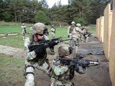 US Army CQB Training - YouTube