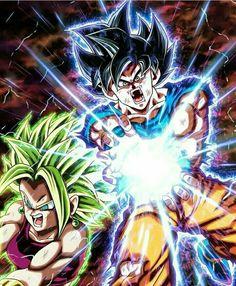 Goku and Kefla