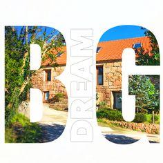 Reserva tu habitación.  #cottage #casarural #travel #decoracion #sancibranrural Symbols, Country Cottages, Icons