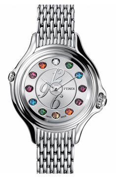 Crazy Carats watch from Fendi
