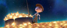 Assista ao curta da Pixar: LA LUNA