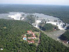 sobrevoo de helicóptero nas Cataratas Foz do Iguaçu Na dúvida embarque