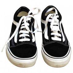 Sneakers VANS (€66) ❤ liked on Polyvore featuring shoes, sneakers, vans, zapatos, vans trainers, vans shoes, vans footwear and vans sneakers