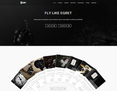 Egret is one page product landing page. It has different color schemes, mailchip support, ajax contact form and etc. You can grab it for your. Bootstrap Template, Contact Form, First Page, Color Schemes, Cards Against Humanity, Templates, Landing, Desktop, Birthday