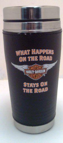 Harley Davidson Travel Mug - Roby's Hallmark