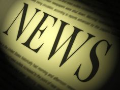 News Paper Shows Media Journalism Newspapers And Headlines #writing