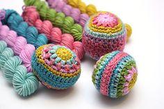 Ravelry: Spring Chicken Easter Eggs pattern by Katy Stevens
