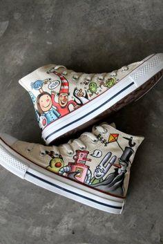 Macanudo's sneakers  -  Zapatillas