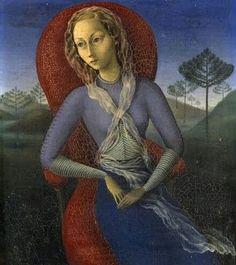 Milena Pavlovic Barili. Rosamund Frost