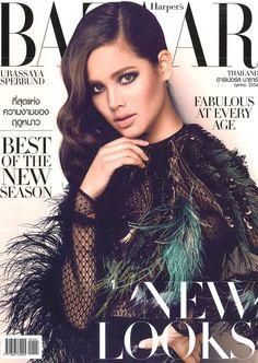 Gucci Cover -  Harper's Bazaar Taiwan, October 2013