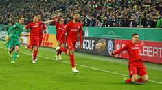cup Germany: Frankfurt effectively to the semi-last Germany, Soccer, Racing, Club, Sports, Lens, Fashion, Football Soccer, Running