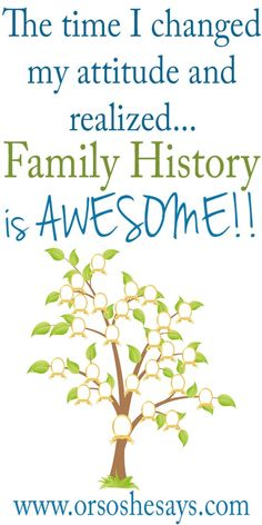 The Moment I Realized Family History Is AWESOME ~ & RootsTech Giveaway! - Or so she says...