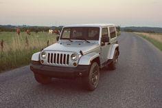 3D car - Jeep Wrangler
