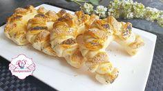 Leckere Käse-Hörnchen Rezept / Peynirli Poaca Tarifi ♥  YouTube: https://www.youtube.com/watch?v=ETcDRtHMYdI