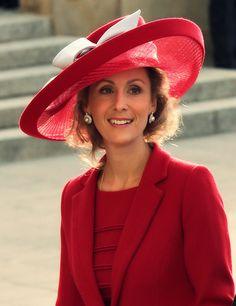 Miss Honoria Glossop:  Princess Sibilla of Luxembourg