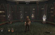 Fable 3: By purchasing and finding different outfits/ dyes, the player can mix and much any they want together to create whatever look they want for the player character - complete with the option to change colours. Not to mention tattoos and weapon customisation