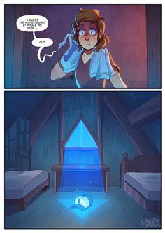 Chikuto tumblr -- Gravity Falls comic page 7