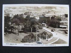Centenary Park & Wickham Street, Valley, Brisbane