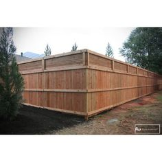 This site has some tips and advice on choosing the right type of fencing for your home.