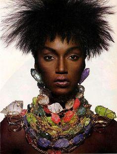 African models | The Black Market