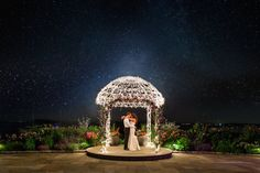 Sharing a magical dance under the stars | Michael Justin Films