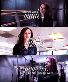 Heroes are made by the paths they take, not the powers they are graced with. || Natasha Romanoff || 639px × 764px || #fanedit