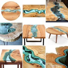 15 Wooden Tables Bring The Natural Touch Inside   DesignRulz.com