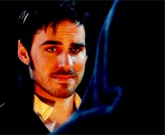 AWWW THIS IS WHERE HOOK WIPES OFF EMMA'S TEARS!