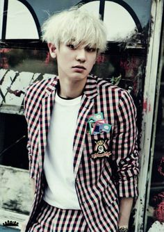 Chanyeol EXO- love me right