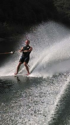 Wakeboard Towers, Water Ski, Pontoon Boat, Wakeboarding, Barefoot, Students, Guys, Fit, Check