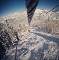 GoPro Shot at Aspen is Awesome