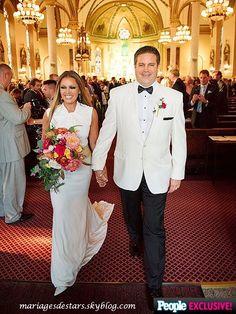 Vanessa Williams & Jim Skrip married June 2015