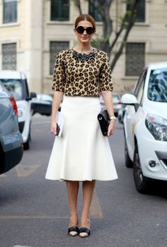 Leopard-print-and-white-midi-skirt.jpg (600×888)