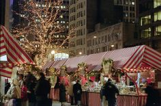 From November 16 to December, be sure to stop by Daley Plaza for the 23rd Annual Christkinlmarket! http://www.christkindlmarket.com/en/