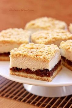 Krispie Treats, Rice Krispies, Cupcake Cakes, Cupcakes, Polish Recipes, Macarons, Carrots, Food And Drink, Cooking Recipes