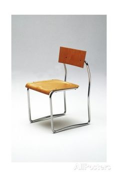 Chair, Lariana Model, 1936 Giclee Print